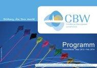 Programm Herbst/Winter 2013/14 - Christliches Bildungswerk ...