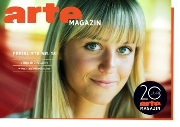 Mediadaten (2014) - Arte