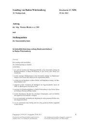 2013-11-29 Blenke zu Wohnungseinbrüche ... - CDU-Fraktion