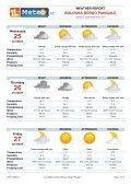 Weather Report Bologna Borgo Panigale - Il Meteo.it - Page 2