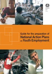 Guide for the preparation of National Action Plans on Youth