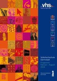 Das neue Programm als pdf-Datei - VHS Darmstadt