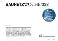 XAVIER VEILHAN - BauNetz