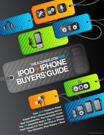 BuyinG iPods + iPhones - iLounge