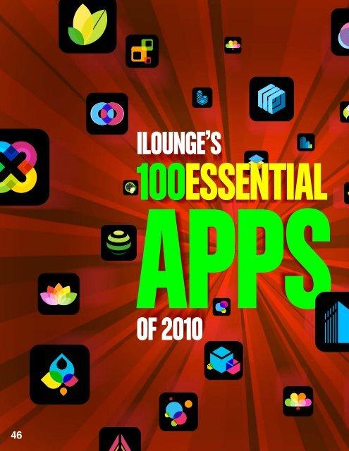 2011 iLounge iPod/iPhone/iPad Buyers' Guide