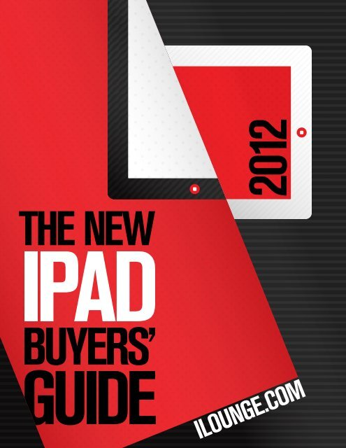 The New iPad Buyers' Guide, From iLounge.com