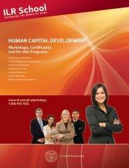 HCD Guide - ILR School - Cornell University