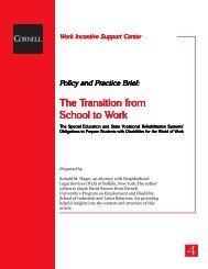 PDF Format - Cornell University School of Industrial and Labor ...