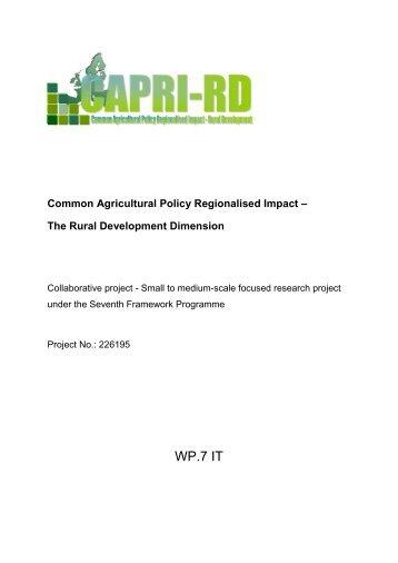 Good practise guide for GAMS development in CAPRI-RD