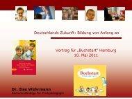 Vortrag zum download - Ilse Wehrmann