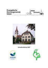 07-11-05 Umwelterkl-344rung 2007 - Evangelische ...