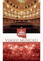 Scarica catalogo in PDF - Il Sipario Musicale