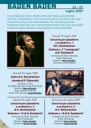 BadEn BadEn - Il Sipario Musicale