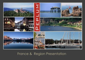 France & Region Presentation - International Luxury Travel Market