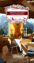 Madonna di Campiglio, Pinzolo, Val Rendena - International Luxury ...