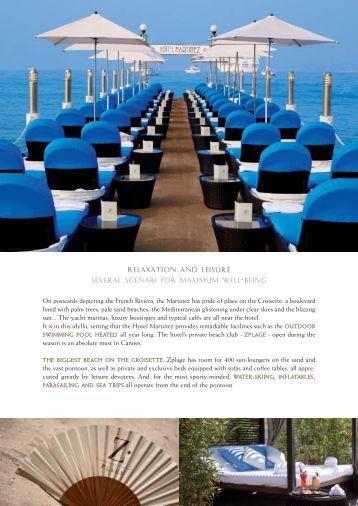 to download PDF - International Luxury Travel Market