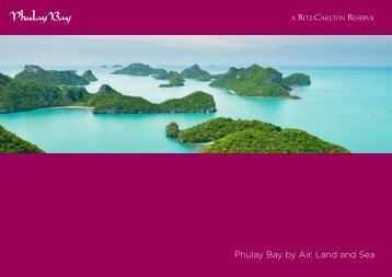 Download Transfer Brochure - Phulay Bay