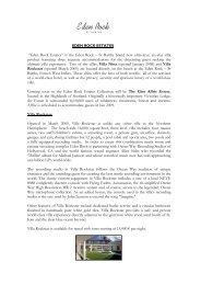 Eden Rock Estates fact_sheet 09