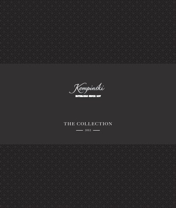 Download - Kempinski Hotels