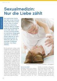 Sexualmedizin: Nur die Liebe zählt - gesund-in-ooe.at