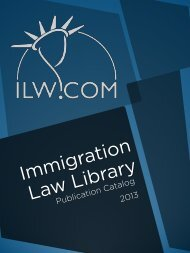 Immigration Law Library - ILW.com