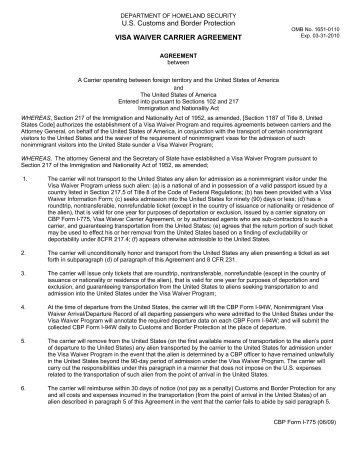 Cbp Form 300 Ilw