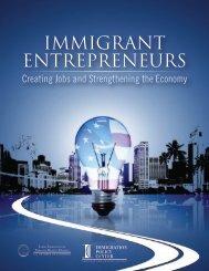 IMMIGRANT ENTREPRENEURS - US Chamber of Commerce