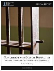 Article: Non-Citizens With Mental Disabilities - ILW.com