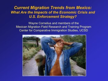 Current Migration Trends from Mexico: What Are the ... - ILW.com