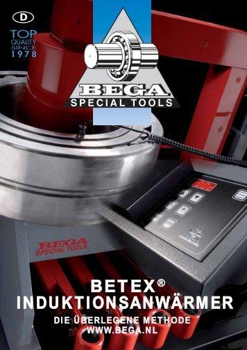 BETEX® INDUKTIONSANWÄRMER - Im-Hof + Cie AG