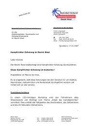 Ausschreibung/Einladung - Basketballverband Schleswig-Holstein ...