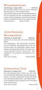 Programmheft für Januar bis März 2013 - Innere Mission München - Page 7