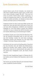 Programmheft für Oktober bis Dezember 2013 - Innere Mission ... - Page 2