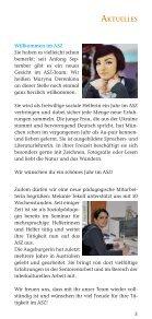 Programmheft für Oktober bis Dezember 2013 - Innere Mission ... - Page 3