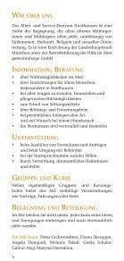Programmheft für Oktober bis Dezember 2013 - Innere Mission ... - Page 6