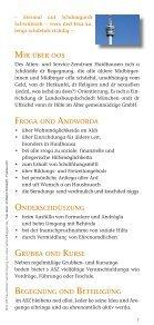 Programmheft für Oktober bis Dezember 2013 - Innere Mission ... - Page 7