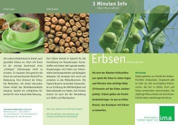 3 Minuten Info - information.medien.agrar eV