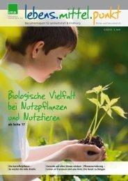 Biologische Vielfalt bei Nutzpflanzen und Nutztieren - information ...
