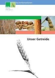 Unser Getreide - information.medien.agrar eV
