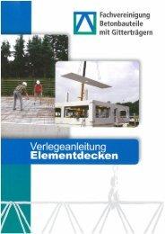 Verlegeanleitung (.pdf) - Regenold Bausysteme