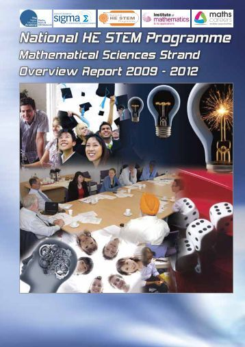 Download National HE STEM Programme Mathematical Sciences