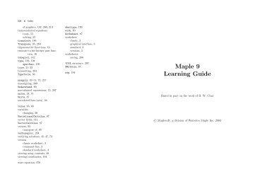 ebook maple 12 introductory programming guide various owner manual rh linkrepairguide today