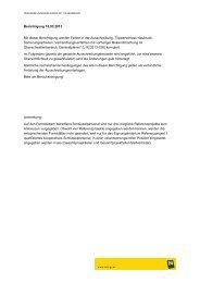 Berichtigung vom 18.03.2013 (pdf, 587KB) - Architekturwettbewerb.at