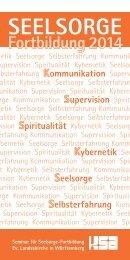 Jahresprogramm 2014 - Bildungsportal der Evangelischen ...