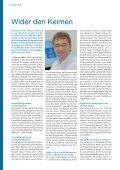 März 2013 - Krankenhaus Barmherzige Brüder Regensburg - Page 6