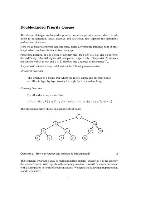 Double-Ended Priority Queues (pdf)