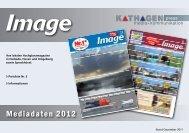 Mediadaten 2012 - Image Magazin