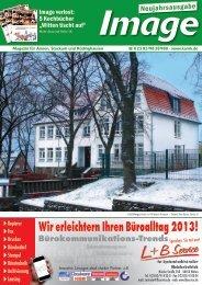 Bürokommunikations-TrendsSprechen Sie mit uns! - Image Magazin