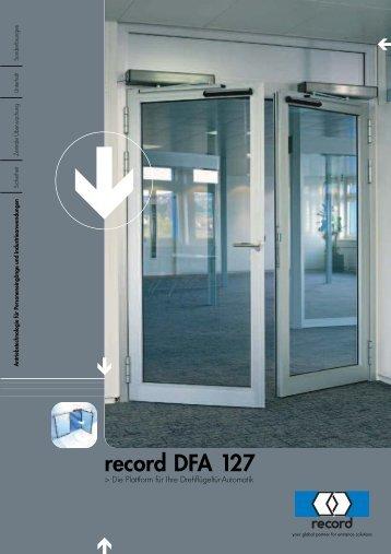 DFA 127 - Burmann
