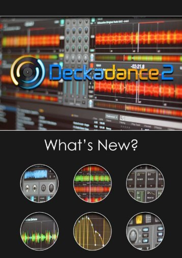 Deckadance What's New? (download version) - Image-Line